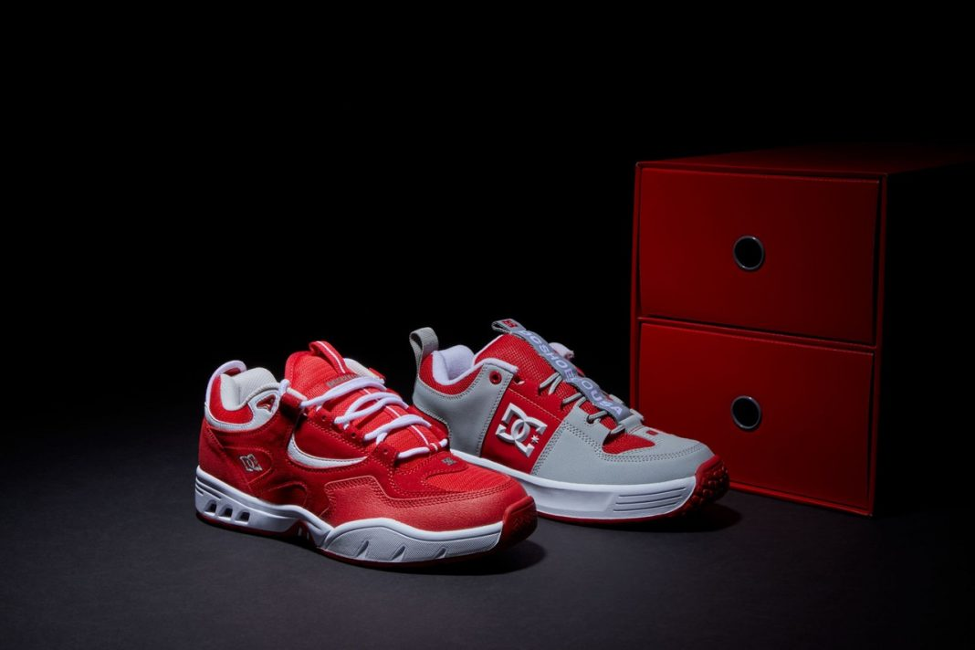 DC Shoes Josh Kalis Lynx OG