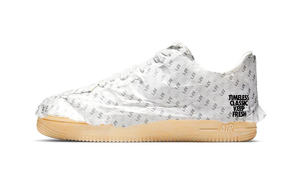 "Nike Air Force 1 Low ""Keep 'Em Fresh"""