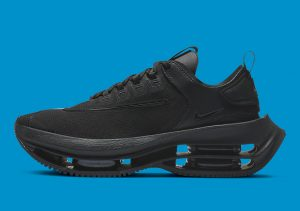 Nike Zoom Double-Stacked Black