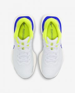 Nike ZoomX Invincible Run White/Cyber/Grey Fog/Racer Blue
