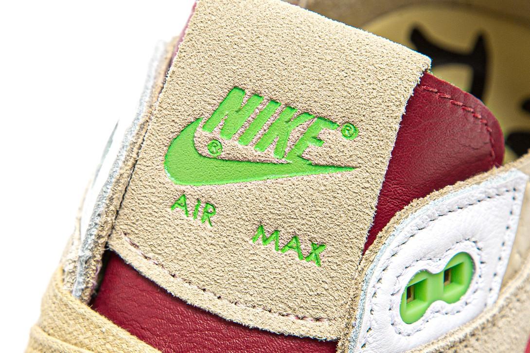 """Nike Air Max 1 """"Kiss of Death"""""""
