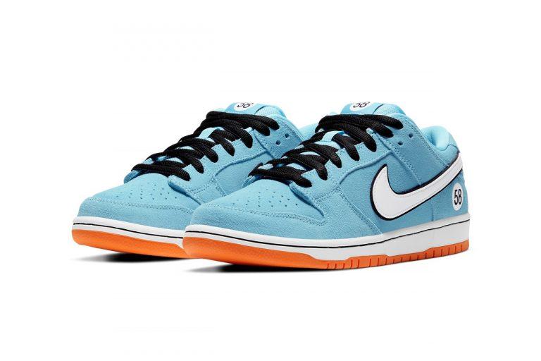 Nike SB Dunk Low «Gulf»