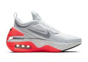 Nike Adapt Auto Max Pure Platinum/Particle Grey