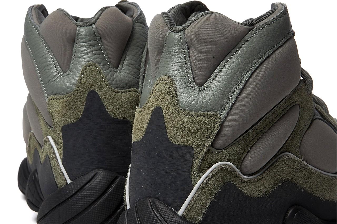 "Adidas YEEZY 500 High ""Mist Slate"""