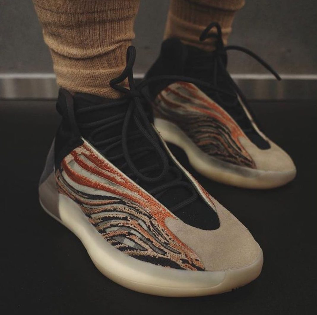 adidas Yeezy Quantum «Flaora»