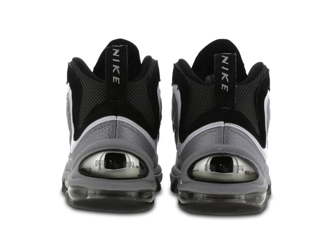 "Nike Air Total Max Uptempo ""Metallic Silver"""