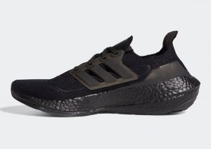 "Adidas Ultraboost 21 ""Triple Black"""