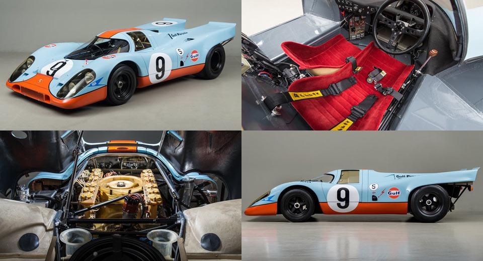 Porsche 917 Gulf