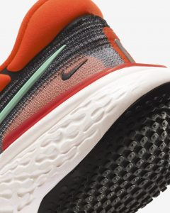 Nike ZoomX Invincible Run Black/Chile Red/Green Glow