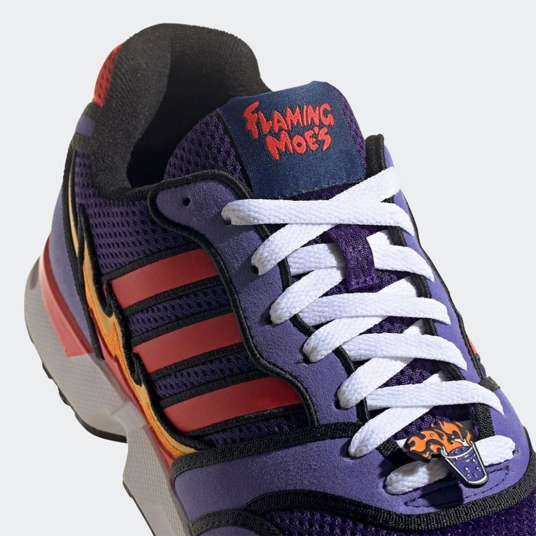 Adidas ZX 1000 «Flaming Moe's»