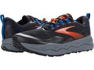 Brooks Caldera 5 Black/Orange/Blue