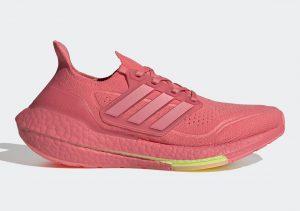 "Adidas Ultraboost 21 ""Hazy Rose"""