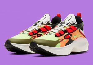 "Nike Signal D / MS / X ""Multi Color"""