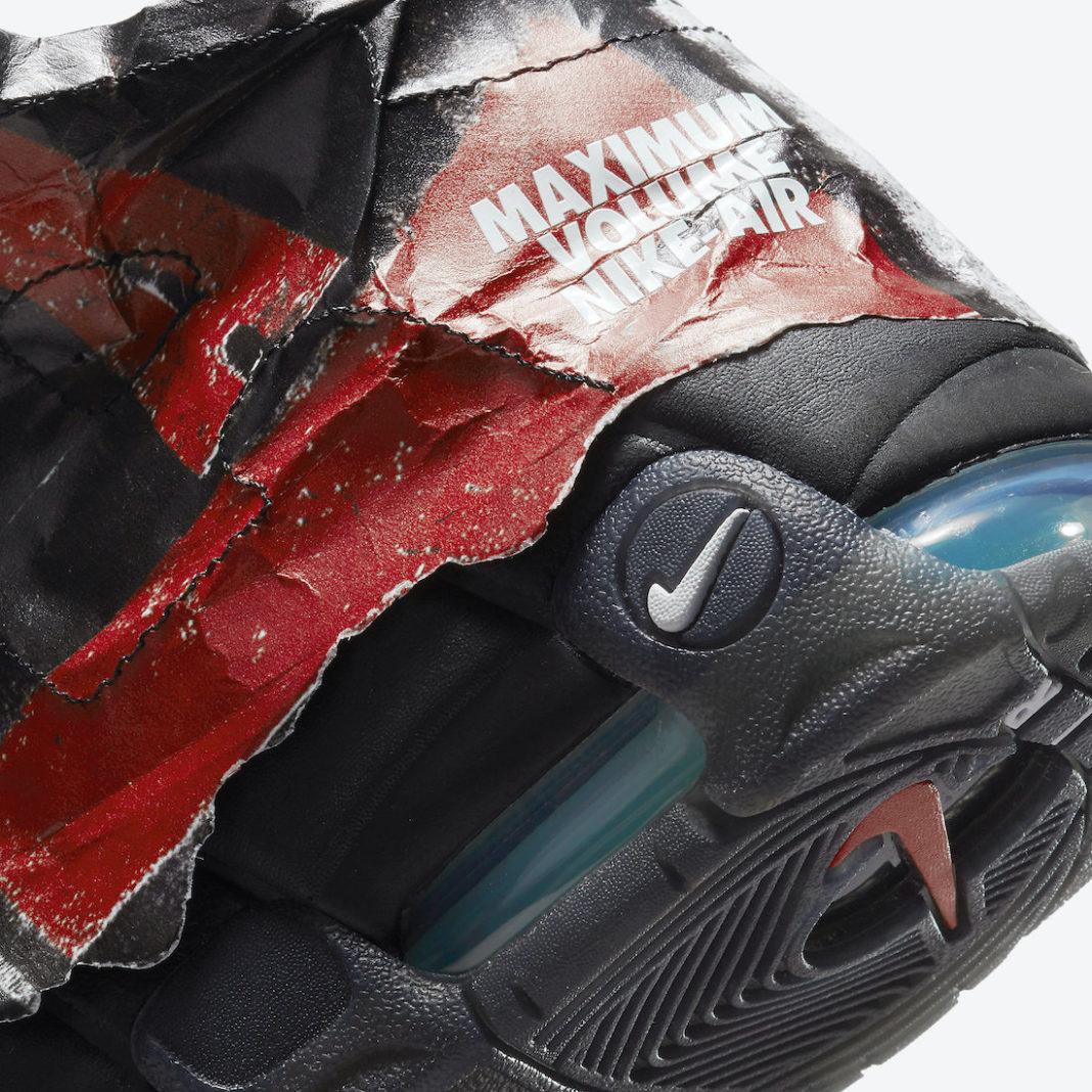 """Nike Air More Uptempo """"Maximum Volume"""""""
