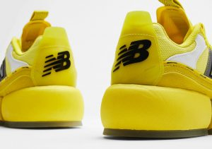 New Balance Vision Racer Yellow