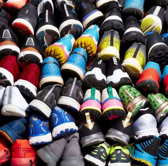 Лучшие мягкие кроссовки