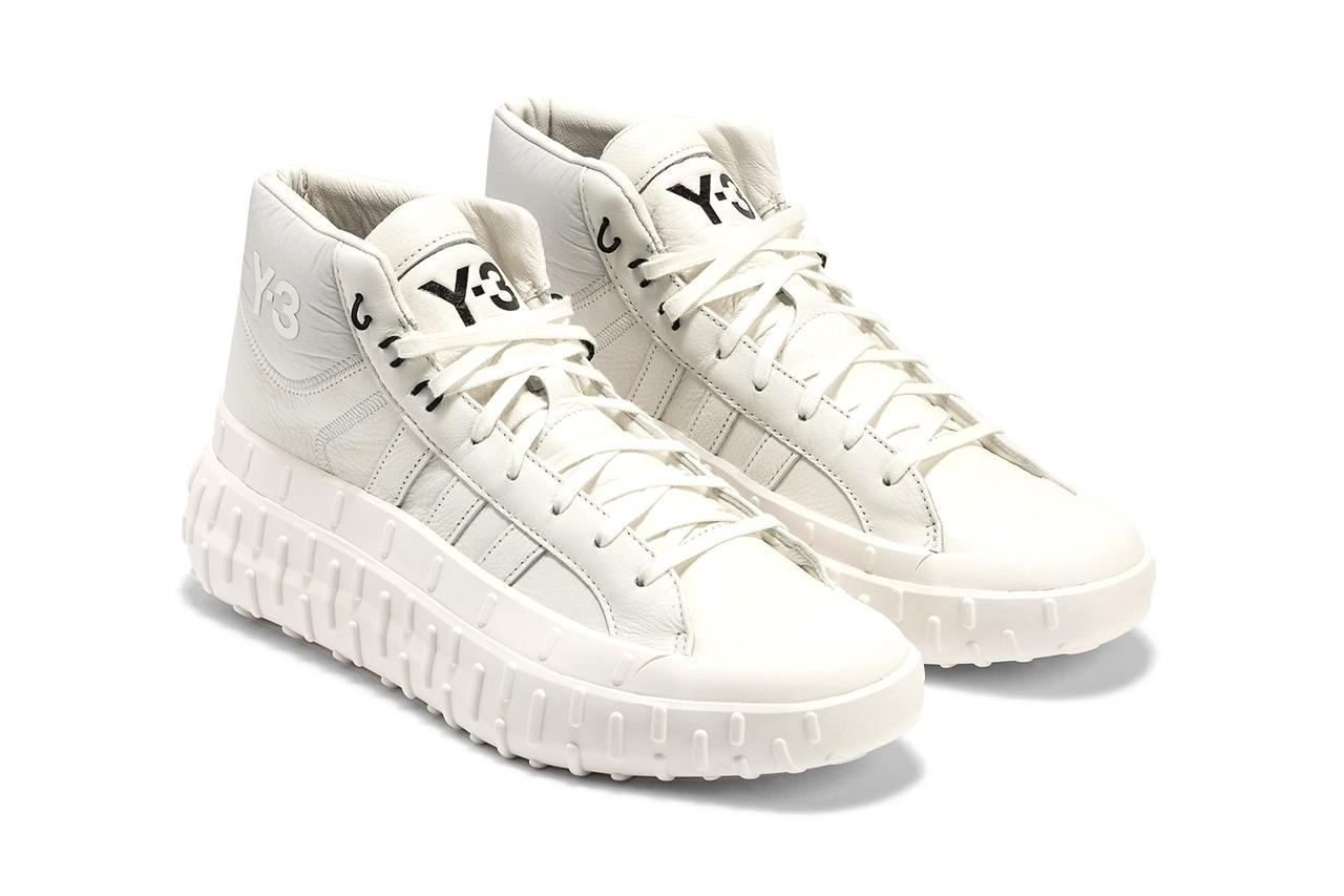 Adidas Y-3 GR.1P High