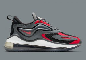 Nike Air Max Zephyr Grey/Red