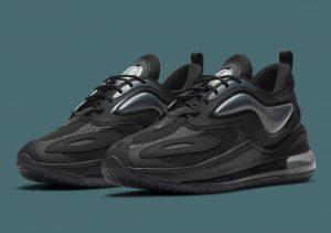 Nike Air Max Zephyr Black/Anthracite