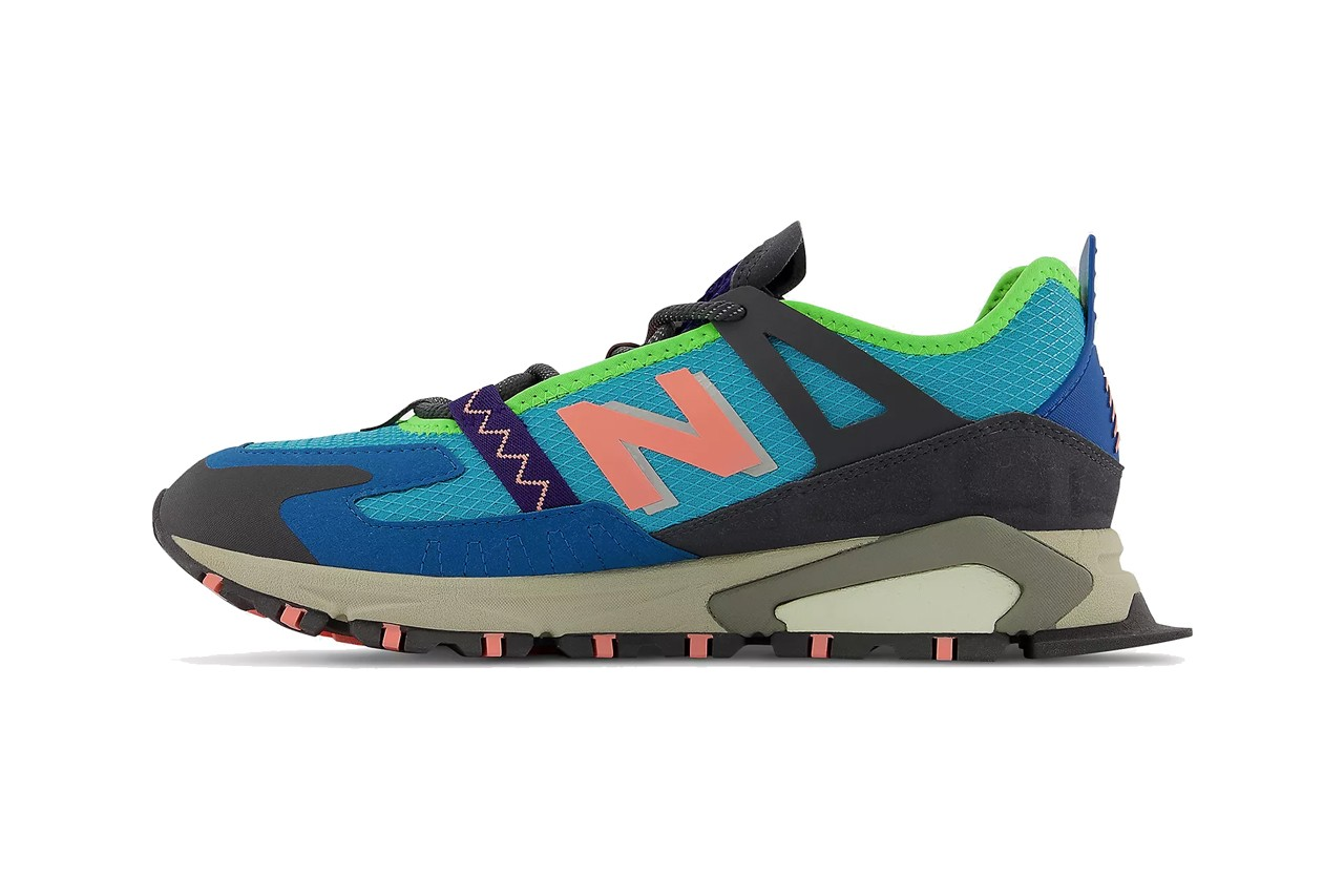 "New Balance X-Racer ""Virtual Sky/Pink"""