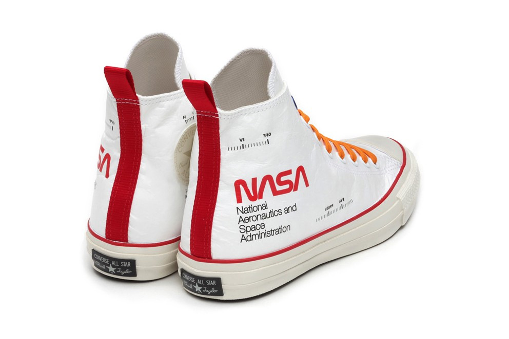 Converse Chuck Taylor All Star 100 «SPACESUITS» Hi