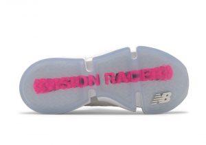 New Balance Vision Racer White/Pink