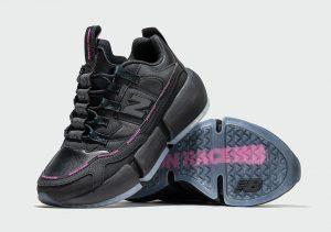 New Balance Vision Racer Black/Pink