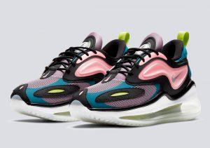 Nike Air Max Zephyr Pink/Teal/White