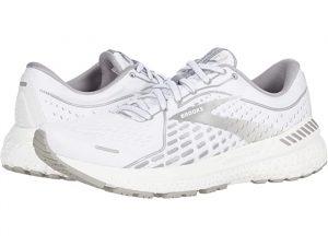 Brooks Adrenaline GTS 21 White/Grey/Silver