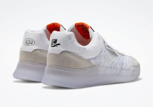 BlackEyePatch x Reebok Club C Legacy White/Swag Orange/Core Black