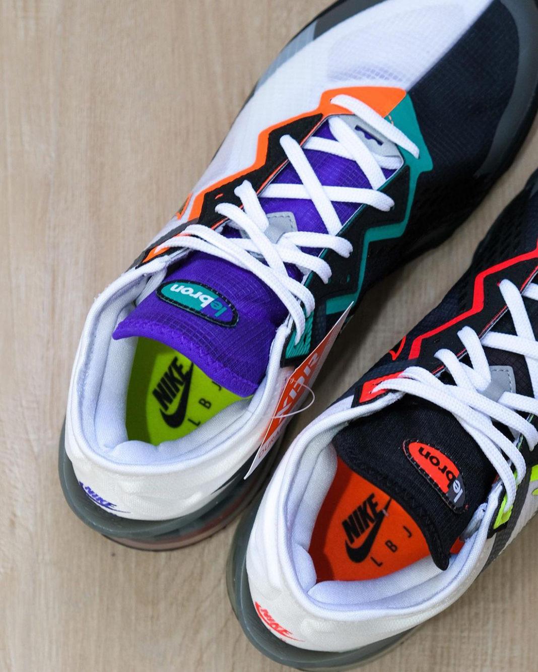 Nike LeBron 18 Low «Greedy»