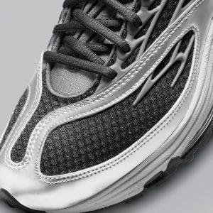 Nike Air Tuned Max Black/Metallic Silver