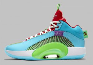 Air Jordan 35 Greatest Gift