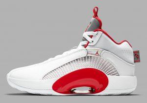 Air Jordan 35 Fire Red