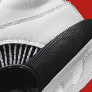 Air Jordan 35 White/Black/Red