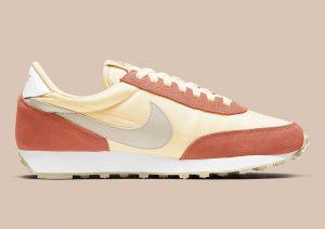 Nike Daybreak Pale Ivory/Light Sienna/White/Desert Sand
