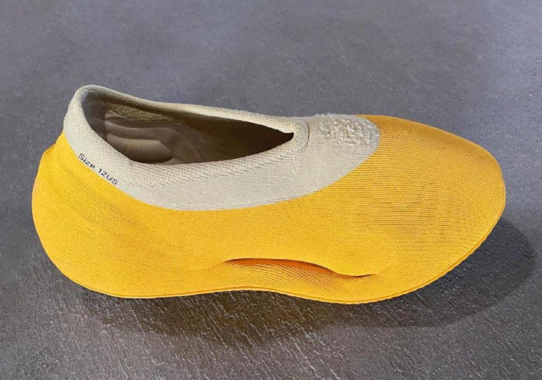 Adidas Yeezy Knit Runner «Case Power Yellow»