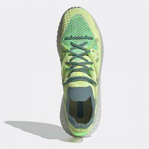 "Adidas 4D Fusio ""Semi Frozen Yellow"""