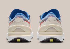 Nike Waffle One Blue/Red