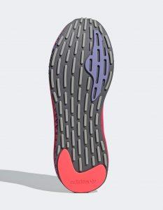 Adidas 4D Fusio Chalk White/Core Black/Light Purple