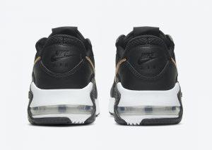 Nike Air Max Excee Black/Gold