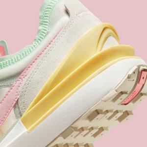 Nike Waffle One Seafoam/Pink Glaze-Sea Glass-Saturn Gold
