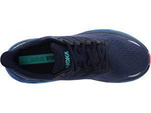Hoka One One Clifton 8 Outer Space/Blue