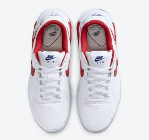 Nike Air Max Excee White/Red