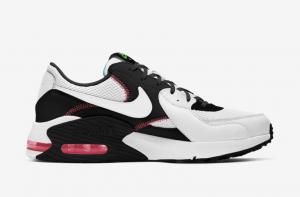 Nike Air Max Excee White/Black/Pink
