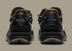 Nike Waffle One Black/White