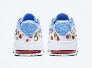 Nike Air Max Excee White/White-University Blue-Track Red