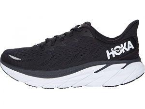 Hoka One One Clifton 8 Black/White