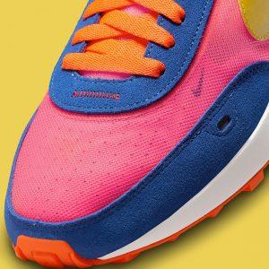 Nike Waffle One Pink/Blue/Yellow/Orange