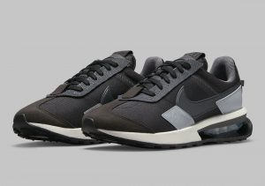 "Nike Air Max Pre-Day ""Black/Anthracite-Iron Grey-Smoke Grey"""